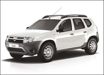 A week with… a Dacia Duster   Sniff Petrol