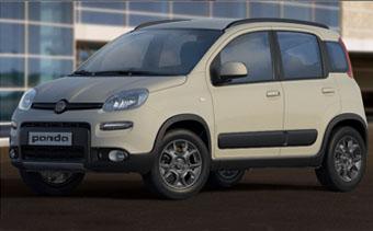 Kit Ressorts Courts Fiat Panda