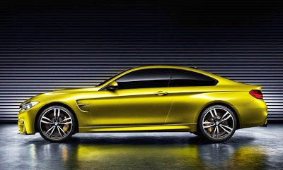 BMWM4concept