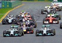 Some F1, yesterday