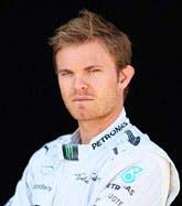 Nico Rosberg, yesterday