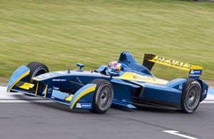 Some Formula E, yesterday