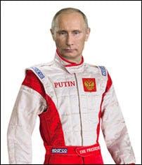 President Putin, yesterday