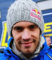 Jean-Eric Vergne, yesterday