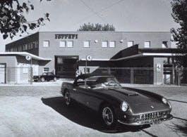 Ferrari, yesterday