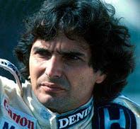 Nelson Piquet, yesterday