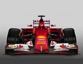 The Ferrari S-FIST, yesterday