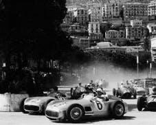 Monaco, yesterday