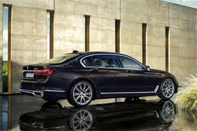 The new 7-series, yesterday