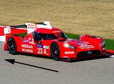 Nissan's LMP1 reverse plan, yesterday