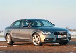 The new A4, yesterday