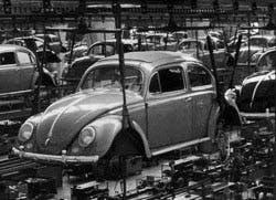 Volkswagen, yesterday