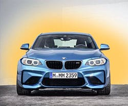 The new BMW M-Jesus, yesterday