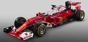 The Ferrari S-FISH today, yesterday