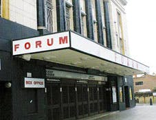 An forum, yesterday