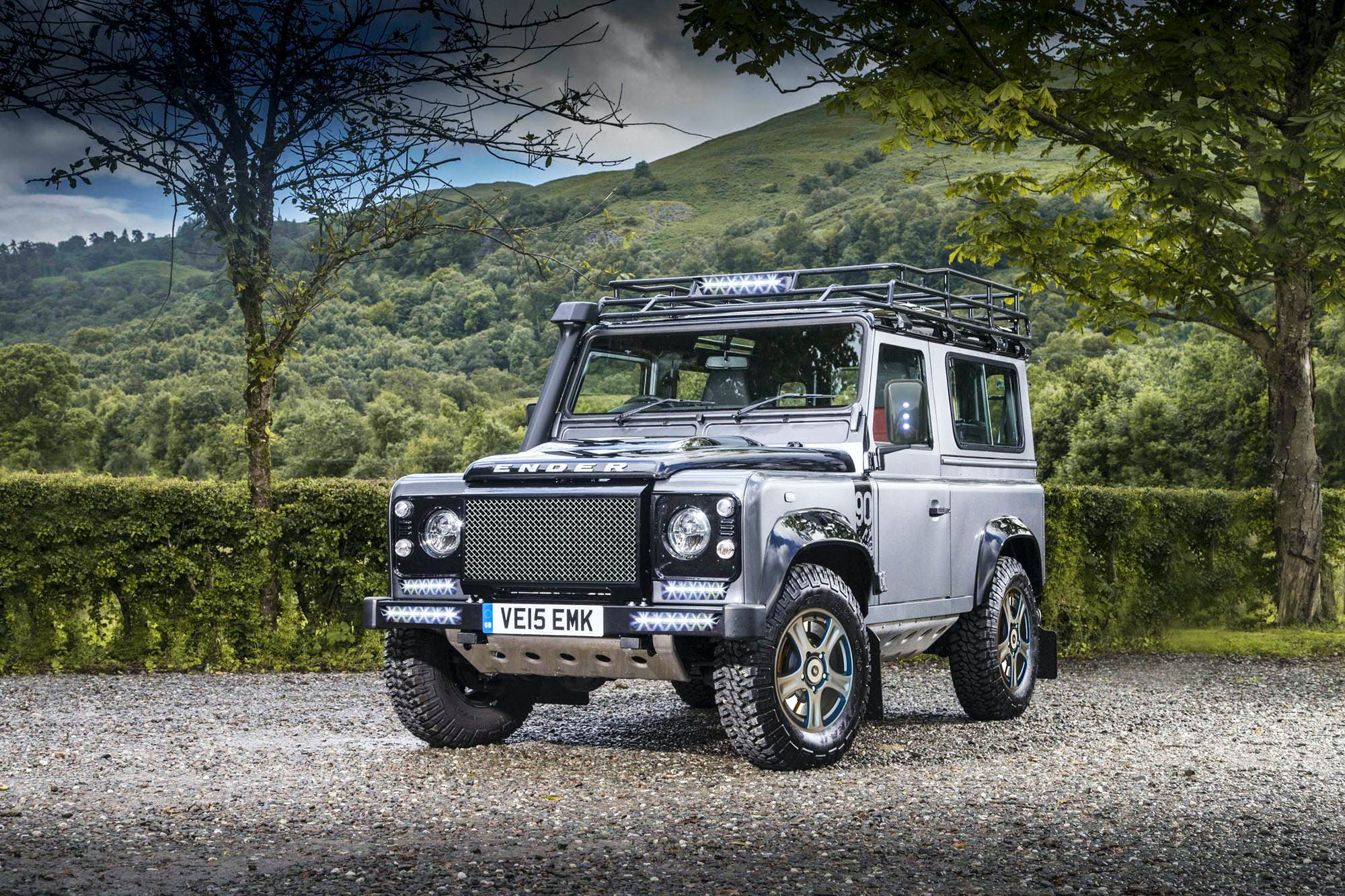 Boom Times For Companies That Completely Ruin Land Rover Defenders Defender Clutch Furthermore It Seems The Time Spoil Has Had A Knock On Effect Suppliers Such As Makers Of Horrible Alloy Wheels