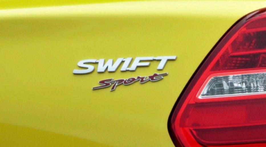 A week with a Suzuki Swift Sport | Sniff Petrol